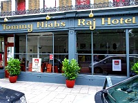 Tommy Miahs Raj Hotel London